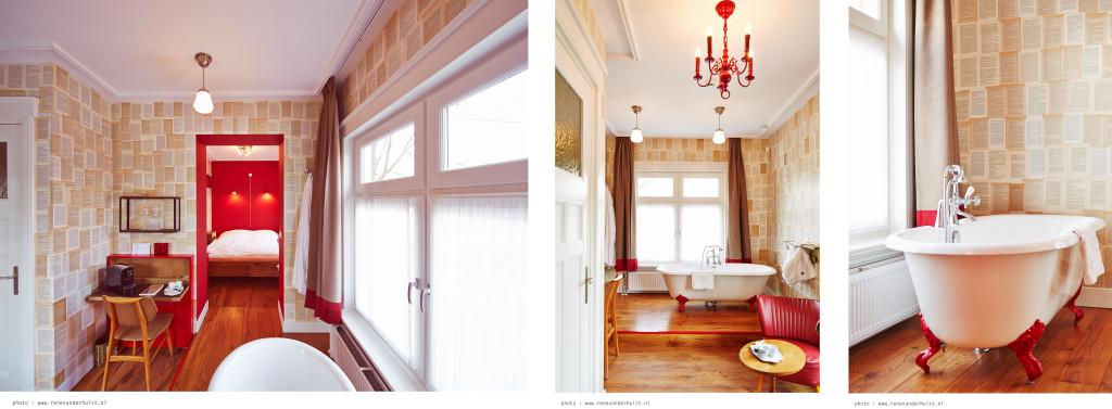 Kamer bad boek villa pastorie - Kamer klein bad ...